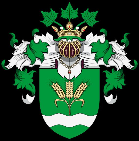 Cégénydányád címer